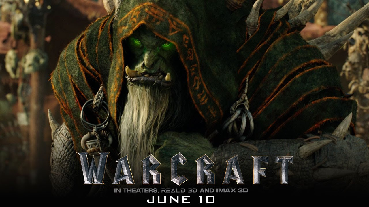 Warcraft Gul Dan Extended Character Video Hd Youtube