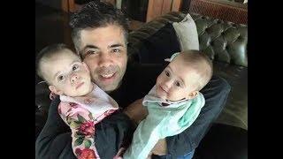 Karan Johar ने खुद को किया Father's day wish, Twins के साथ Share की ये cute Video