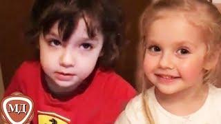 видео Максим Галкин рассказал о детях