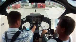 Hot engine start in the Enstrom F-28 F Helicopter Online Ground School