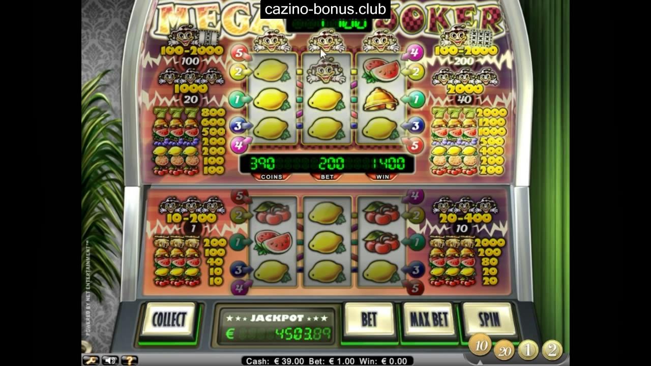 Spiele Mega Joker Jackpot - Video Slots Online