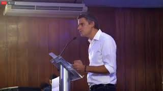 Primer discurso de Carlos Calleja como candidato acreditado a la Presidencia de la República.