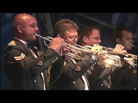 RAF Squadronaires - Feeling Good - Live