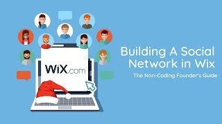 Building A Social Network in Wix | Part 11 | Adding A Custom Login Feature