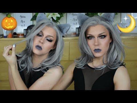 Sex Kitten Werewolf  🐺 Drag / Crossdresser Transformation| Halloween 2018