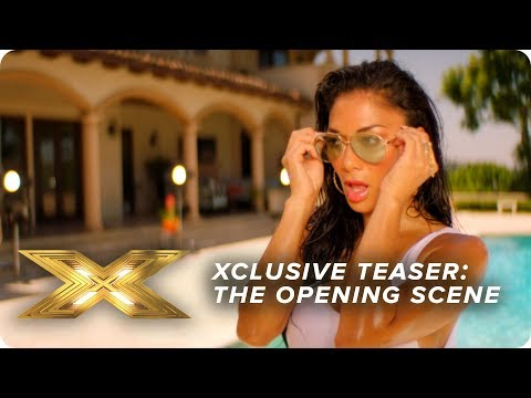 XCLUSIVE TEASE: The Opening Scene | X Factor: Celebrity