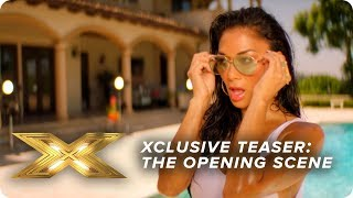 XCLUSIVE TEASER: The Opening Scene | X Factor: Celebrity