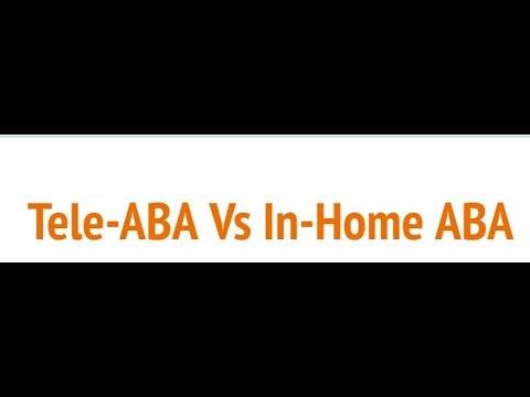 Tele-ABA Vs In Home-ABA