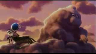 Animierte Wolken