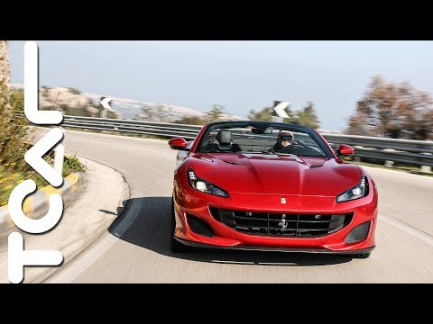 [HD] Ferrari Portofino 海外試駕 - TCAR