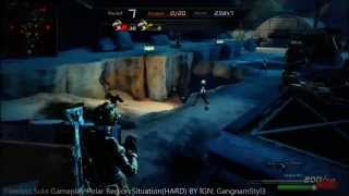 Mercenary Online GangnamStyl3 [Final Defense Flawless Solo Gameplay Polar Region Situation] (HARD)