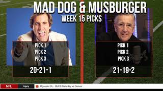 Mad Dog & Musburger (12-14-2018)