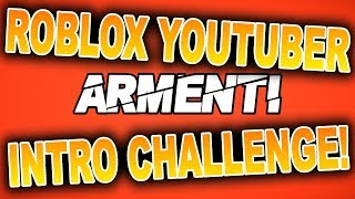 GUESS THE ROBLOX YOUTUBER INTRO CHALLENGE!