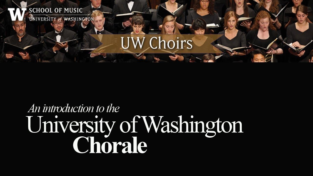 University of Washington Chorale (2013)
