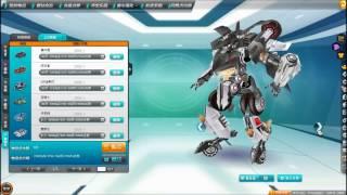 "QQ Speed 2.0 5 Loại Car Robot ""Cấp T """