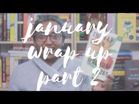 January Reading Wrap Up Part 2