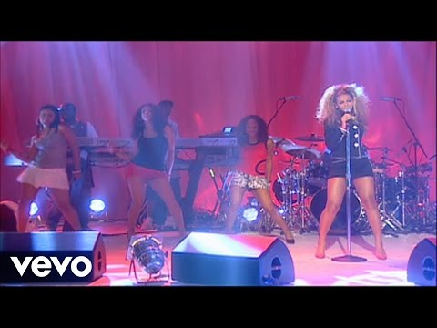 Beyoncé - Work it Out (Live)