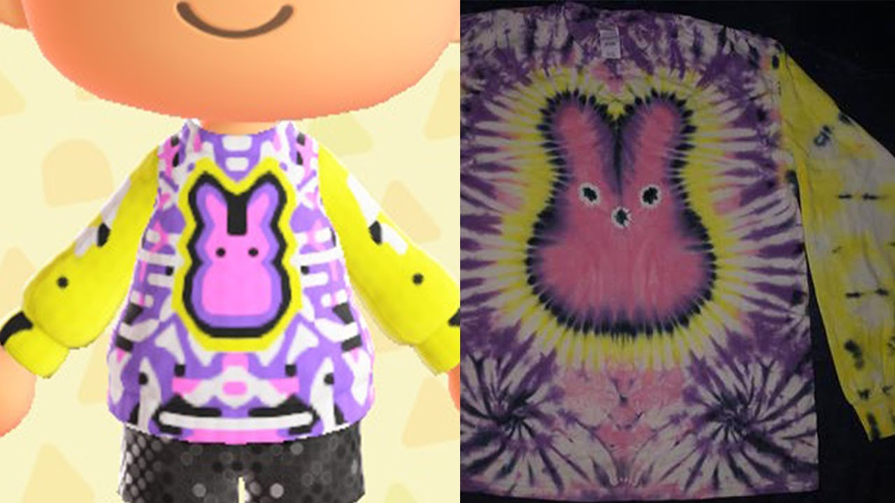 recreating lil peep outfits in animal crossing (part 4)