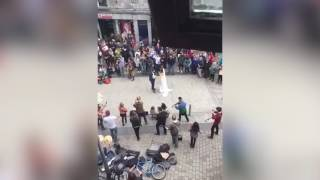 Galway Shop Street First Dance