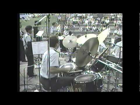 18th Army Band Summerfest 1988 Scene 6