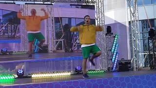 Виталий Уливанов (Танцы на ТНТ, победитель 4 сезона 2019) дал мастер-класс в Екатеринбурге