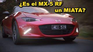 ¿ES EL MX-5 RF EL DIGNO HEREDERO DE LOS MÍTICOS MIATA? PRUEBA/TEST/REVIEW