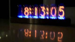 In-18 Nixie Tube Clock