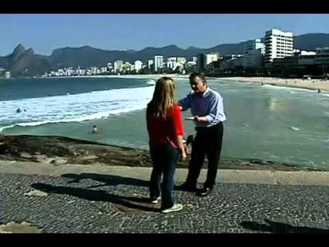 Fantástico NOTÍCIAS   Avanço e recuo do mar mudam o mapa do litoral do Brasil