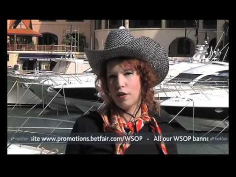 Betfair Poker Affiliates Spring 2011 Video