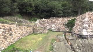 日本100名城巡り79 №63鳥取城(2/2) 2014/08/08 鳥取城 検索動画 10