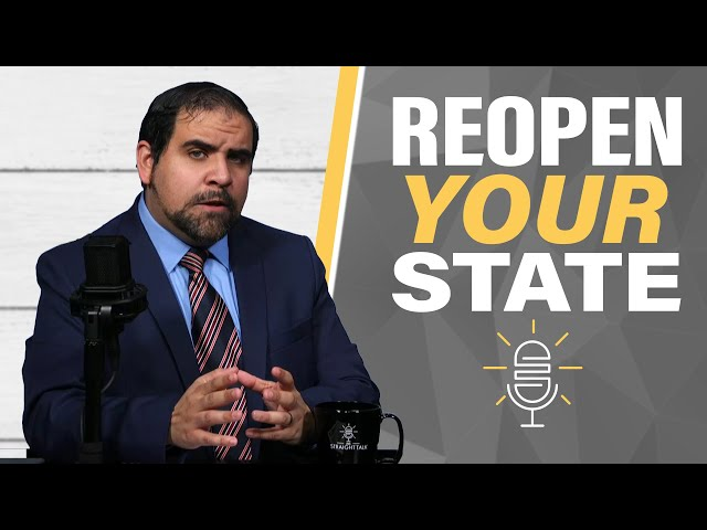 How to Reopen Your State