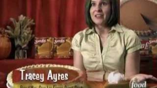 "Tracey Ayres On ""unwrapped"" - Food Network"
