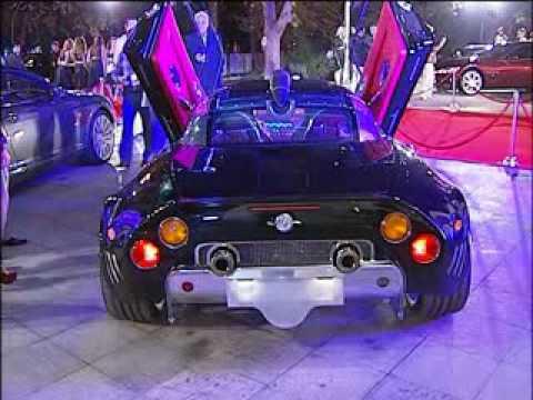 Sharon Stone Car/Машина Шерон Стоун. Основной инстинкт-2