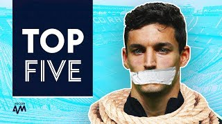 Jesus Navas KIDNAPPED! Top 5 | Best Signing Announcements