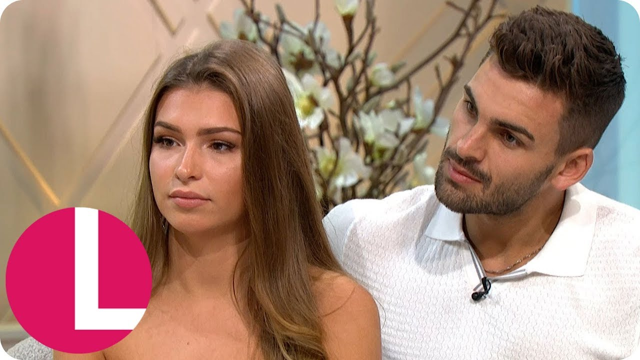 Love Island S Zara And Adam Reveal How They Ve Been Targeted By Online Trolls Lorraine Youtube Love island season 4 episode 1(part a)|uk 2018. love island s zara and adam reveal how they ve been targeted by online trolls lorraine