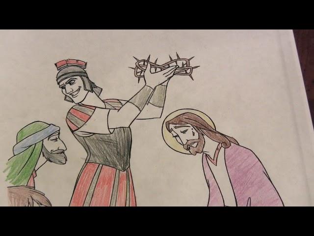 Cycle B: Sunday Gospel Video, Palm Sunday