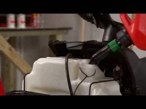 Outdoor Power Equipment | Fuel Education From Troy-Bilt®