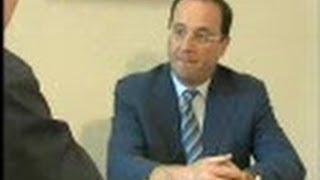 Protégé: Portrait de François Hollande en 2006 par Corrèze Télévision