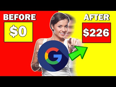 Earn $200 PayPal Money On GOOGLE (Passive Income Trick 2020!)