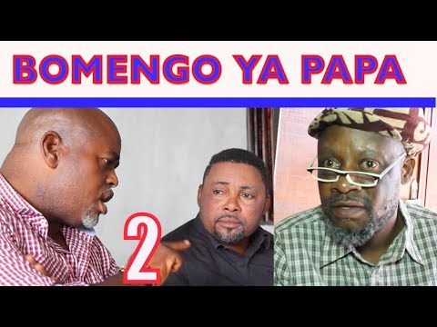 BOMENGO YA PAPA Vol 2 Theatre Congolais, Vue de Loin,Sylla,Bellevue,Moseka,Kalunga,Diana