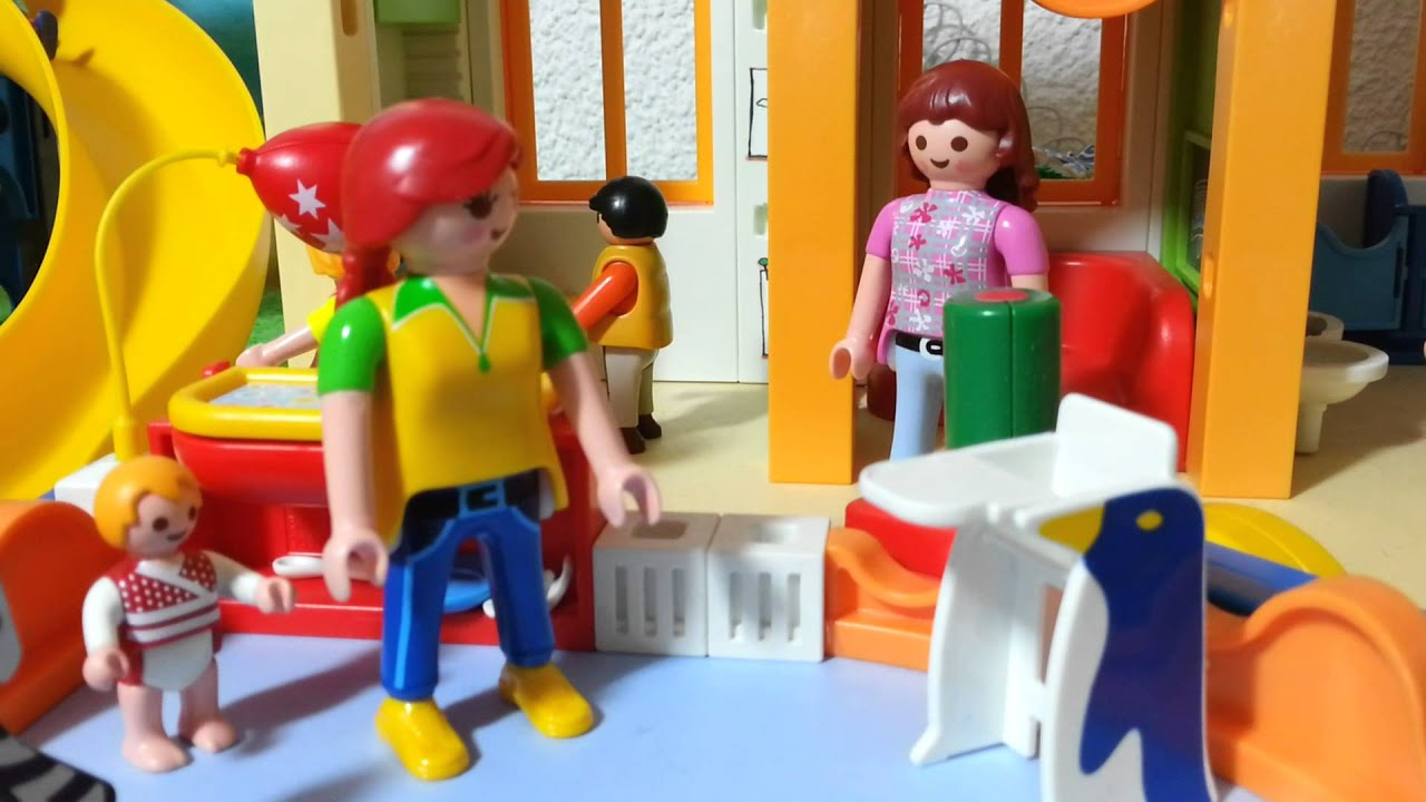 der kleine ausreißer playmobil film kita le petit reliquat