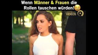 Wenn Frauen & Männer die Rollen tauschen würden! 😄 | Best Trend Videos