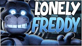 FNAF - LONELY FREDDY SONG LYRIC VIDEO - Dawko \u0026 DHeusta