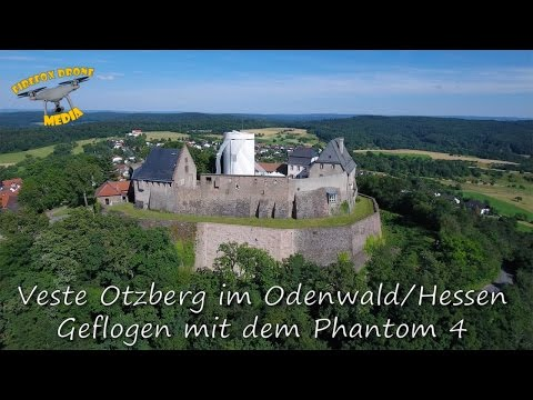 Veste Otzberg im