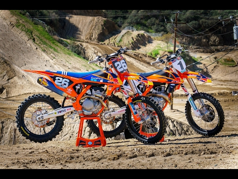 2018 ktm factory edition 450. unique factory racer x films dialed in 20175 ktm factory editions and 2018 ktm factory edition 450 r