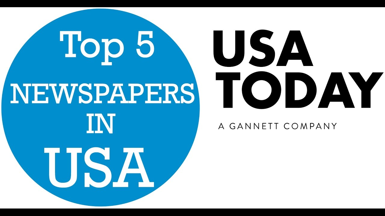 Top Newspapers In USA Best Quality Newspapers In The Unites - Top newspapers in usa