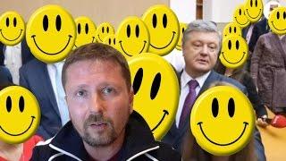 Студент, задавший вопрос Порошенко