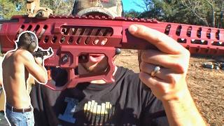 Топим каркасную винтовку за 2000 баксов! | Разрушительное ранчо | Перевод Zёбры