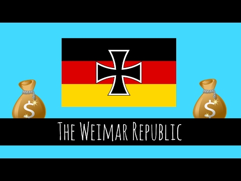 The Weimar Republic - Issues of the Weimar Republic - GCSE History