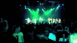 "Femi Kuti ""You Better Ask Yourself"" live at El Rey Theater"